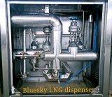 De Pomp van het LNG