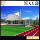 Pabellón extensible del estadio de fútbol de la estructura de la membrana que cubre el pabellón de la estructura de acero