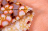 Flanela impressa do poliéster/tela coral do velo - 16649-9 1#