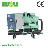 Huali 432kw Tipo de parafuso Compressor Refrescante de água refrigerada a água