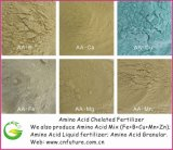Ácido húmico y aminoácido granulares