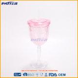 El plástico modificado para requisitos particulares diseño caliente barato superior de la botella de agua de la manera del precio de la venta ahueca el vino