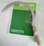 أداة يدويّة خشبيّة مقبض من أداة زراعيّة