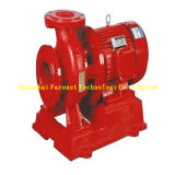 경마기수 펌프를 가진 새로운 수평한 단단 일정한 압력 화재 싸움 펌프