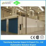 Cabine de jet automatique d'usine de la Chine