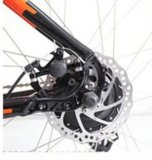 36V/10.4ahリチウム電池のAlの合金の電気自転車250W (BN2702)