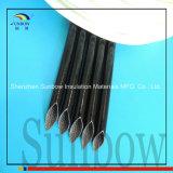 Chemises enduites en caoutchouc de fibre de verre de silicium de Sunbow pour le harnais de fil