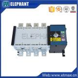 interruptor automático eléctrico de la transferencia de la tarjeta del panel del ATS 630A