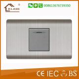 uso do escritório do soquete do interruptor da parede de 110V~250V 16AMP