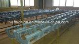 Alloy Steel E320 Escavadeira Track Chain Guard, Track Link Guard