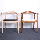 Madeira contínua moderna que janta a cadeira para a mobília do restaurante (C720-7)