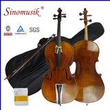 Hoher Grad-Musikinstrumente geben Cello-Endpin fortgeschrittenes Cello frei