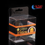 Freier lamellierter materielles Spielzeug-verpackenkasten der Blasen-Pet/PVC Plastik