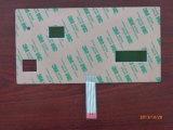 Gestire il comitato liscio dell'interruttore di membrana di tatto con la finestra libera, tastiera personalizzabile