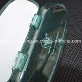 Caixa de óculos plástica magnética transparente mais colorida de várias cores (PZ7)