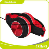 Paillettes et écouteurs stéréo ABS+caoutchouc Bee8532