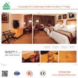Комплект спальни короля Размера твердой древесины