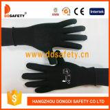 Ddsafety 2017 gants en nylon de polyester avec les gants sans joint et de PVC