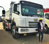 Camion à benne basculante lourd de dumper de tombereau de la Chine FAW