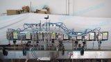 Las boquillas de ocho de la máquina para llenado de botellas de jugo de tomate (GPF-800A)