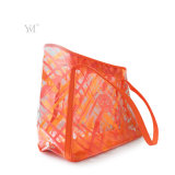 Low Price Summer OEM Customized Wholesale Lady Handle Beach Bag