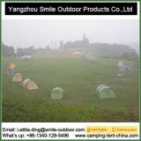 Barraca de acampamento relativa à promoção da família do fabricante ao ar livre da camada dobro