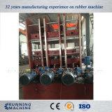 Prensa de vulcanización de goma de tipo enorme para neumáticos sólidos