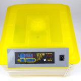 96 Incubator van het Ei van de Kip van Ce van eieren de Automatische Mini (ew-96)