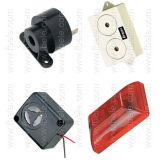 (FBPS102) Сирена Contactpiezo индикатора дыма магнитная