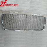 Части верхнего Lathe CNC алюминия высокой точности сбывания автомобильного подвергая механической обработке