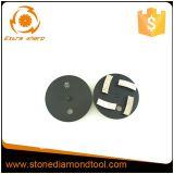 Промышленно Using пусковая площадка диаманта диска 250mm полируя для бетона