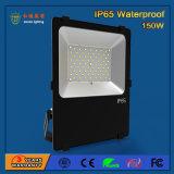 SMD3030 150W luz de inundación LED al aire libre para el muelle