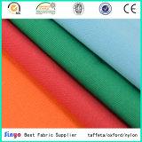 Recubierto de poliuretano 300d tejido protector de colchón impermeable
