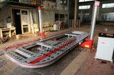 Reparação de carroçarias automática da estrutura do carro do Paralelismo a máquina