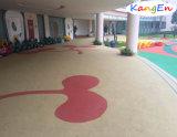 Granelli variopinti della gomma dei granelli della superficie EPDM della pavimentazione di sport