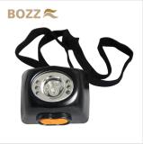 Farol de 4.5AH Bozz Coreless sem fio LED Coal Mine Miner (KL4.5LM)
