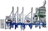 Ensemble complet complet complet machine à rôtir / équipement de traitement du riz