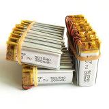 3.7V 280mAh de polímero de litio Li-Po batería recargable para navegador GPS de mano MP5 MP4 MP3 Bluetooth 501540