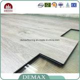 plancher de vinyle de PVC de texture en bois de 3.0mm