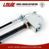Double Controlled Lockable Gas Spring Hot Sale