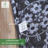 2018熱い販売法のScarf円によって印刷されるビスコースショールの方法女性