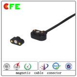 maschio 2pin e fornitore magnetico femminile dei connettori di cavo