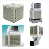 Refrigerador evaporativo energy-saving do condicionador de ar para a indústria/armazém