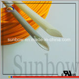 4.0kv Koker van de Glasvezel van het silicone de Rubber voor Motoren