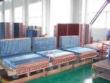 Kupfernes Gefäß-Aluminiumflosse-Kondensator für Klimaanlage