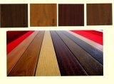 Het Lamineren van pvc de Decoratieve OpenluchtFolie/de Film van het Gebruik voor de Profielen van de Deur Window&
