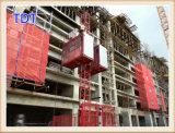 아주 새로운 Tdt 0-36m/Min 주파수 변환 건축 기계 (SC100/100G)
