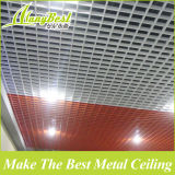 100*100アルミニウム開いたセル天井のタイル