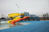 De Apparatuur van de Dia van het Water van de Combinatie van het Park van het water