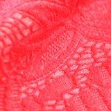 Jacquard vestido de novia rojo chino manera de gama alta Spandex jacquard